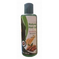 Hawaiian Herbal, Hawaii, Usa - Natural Hair Oil 100 Ml Bottle