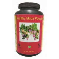 Hawaiian Herbal, Hawaii, Usa - Healthy Maca Powder 200 Gm Bottle