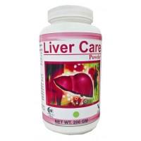 Hawaiian Herbal, Hawaii, Usa - Liver Care Powder 200 Gm Bottle