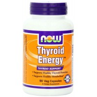 NOW Foods Thyroid Energy Veg Capsules (90)