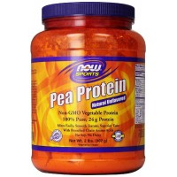 Now Foods Pea Protein, 2 Lb (907 gm) - Unflavored