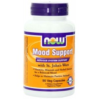 Now Foods Mood Support With St Johns Wort Veg Capsules (90)