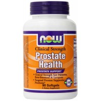 Now Foods Clinical Strength Prostate Health Softgels