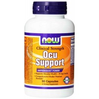 NOW Foods Clinical Ocu Support Capsules (90) - Eye Health
