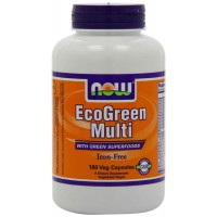 NOW Foods Eco-green Multi-Vitamins (180)