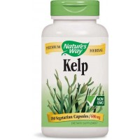 Nature's Way Kelp 600mg (180 Capsules)