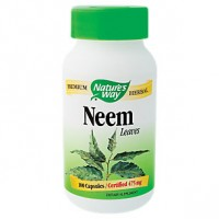 Nature's Way Neem 475mg (100 Capsules)