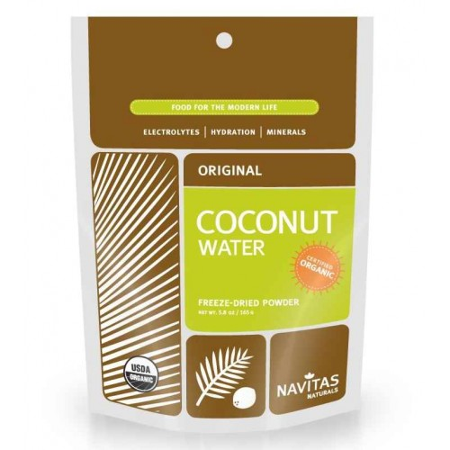 Navitas Naturals Organic COCONUT WATER Powder, 5.8 oz (165 gm)