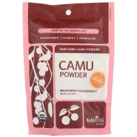 Navitas Naturals Organic Raw CAMU CAMU Powder, 3 Ounce (85 gm)