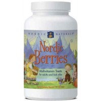 Nordic Naturals Nordic Berries Multivitamin Gummies - 3-Gram Gummy Berries - 120 Ct