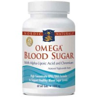 Nordic Naturals Omega Blood Sugar Softgels (60)