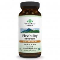 Organic India FLEXIBILITY Capsules (250)