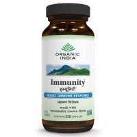 Organic India IMMUNITY Capsules (250)