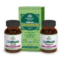 Organic India WOMEN'S HEALTH Pack
