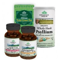 Organic India CHOLESTEROL CONTROL Pack