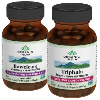 Organic India CONSTIPATION RELIEF Pack