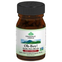 Organic India Oh BOY Capsules (30)