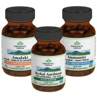 Organic India Oral Health Support Pack