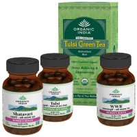 Organic India Women Optimal Health Pack