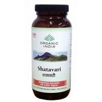 Organic India SHATAVARI Capsules (250)