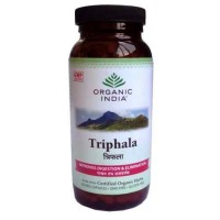 Organic India TRIPHALA Capsules (250)