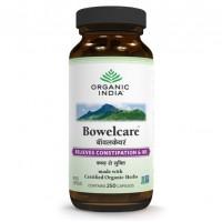 Organic India BOWELCARE Capsules (250)