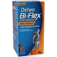 Osteo Bi-Flex Triple Strength for Joint Health, 80 Coated Caplets