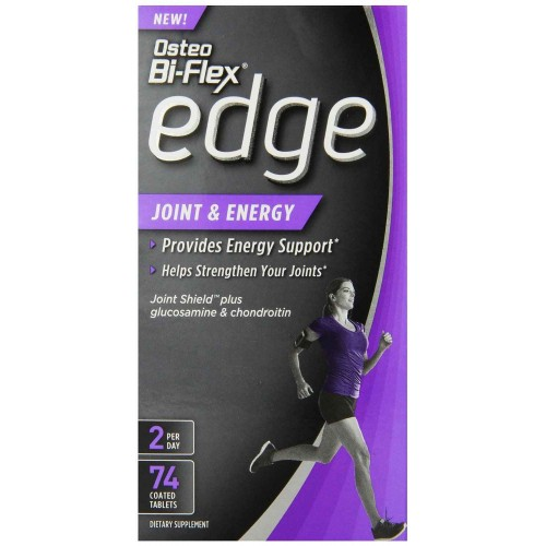 Osteo Bi-Flex Edge Joint and Energy Capsule, 74 Coated Tablets