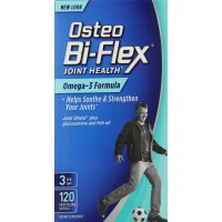 Osteo Bi-Flex Joint and Omegacare Nutritional Supplement, 120 Softgels