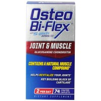 Osteo Bi-Flex Joint and Muscle Nutritional Supplement, 74 Coated Caplets