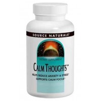 Source Naturals Calm Thoughts, 90 Tablets
