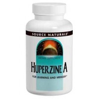Source Naturals Huperzine A 200mcg 120 Tablets - Memory Loss