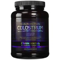 Surthrival Colostrum Powder 2.2 Lb / 1 Kg