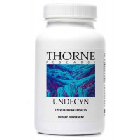 Thorne Research - Undecyn - 120 Vegetarian Capsule