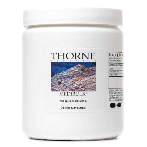 Thorne Research - Medibulk - 8.15 Oz. (231 g) - Health GI Tract