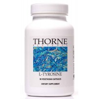 Thorne Research - L-Tyrosine - 90 Vegetarian Capsules