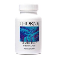 Thorne Research - Lipotrepein - 60 Vegetarian Capsules for Liver Support