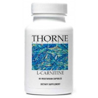 Thorne Research - L-Carnitine - 60 Vegetarian Capsules