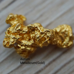 Gold And Homoeopathy?