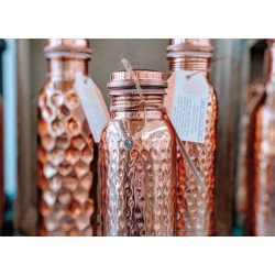Why should you drink water from copper vessels?