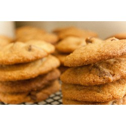 Recipe - Oatmeal and Walnut Cookies