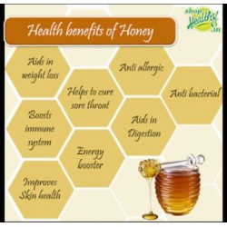 Honey and its numerous health benefits