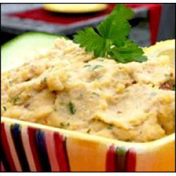 Recipe - Organic Hummus (without Tahini)