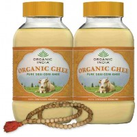 Organic India Pure Desi Cow GHEE Combo