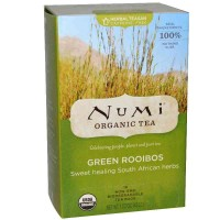 Numi GREEN ROOIBOS Herbal Teasan (18 TB)