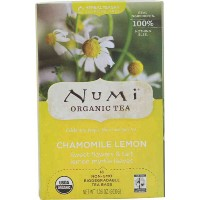 Numi CHAMOMILE LEMON Herbal Teasan (18 TB)
