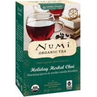 Numi HOLIDAY HERBAL CHAI Herbal Teasan (18 TB)