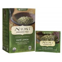 Numi MATE LEMON Green Tea (18 TB)