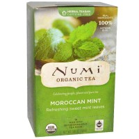 Numi MOROCCAN MINT Herbal Teasan (18 TB)