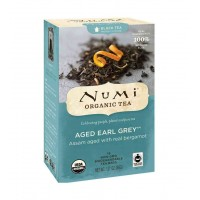 Numi AGED EARL GREY Black Tea (18 TB)